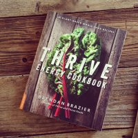 Thrive Energy Cookbook Review & Giveaway