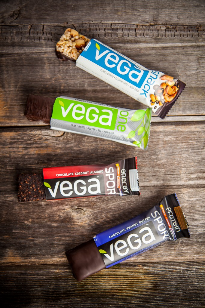 Vega's New Line of Bars