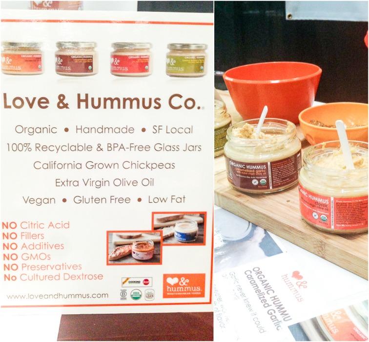 Love & Hummus