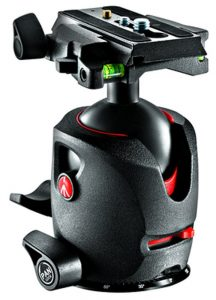 Manfrotto MH057M0-Q5 057 Magnesium Ball Head with Q5 Quick Release