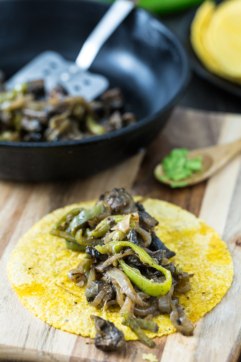 Sonoran Tacos from Vegan Tacos by Jason Wyrick | Review & GIVEAWAY!