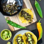 Sonoran Tacos + A Review of Vegan Tacos by Jason Wyrick & a GIVEAWAY!