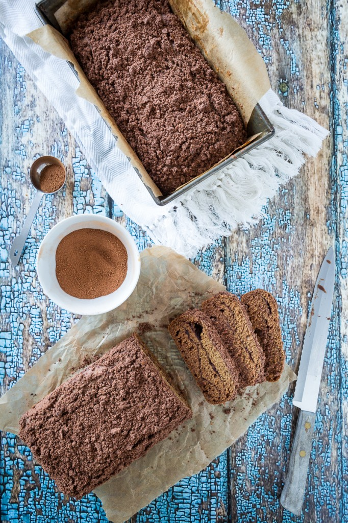 Streusely Snickerdoodle Bread