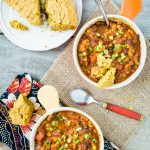 Chipotle Chili con Tempeh