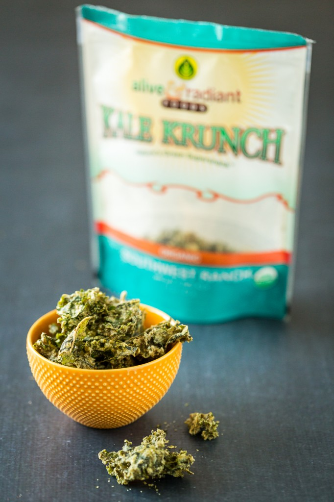 Alive & Radiant's Kale Krunch