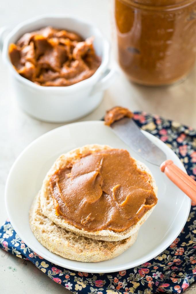 Maple Spice Pumpkin Butter