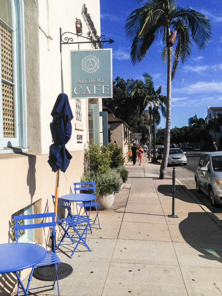Alchemy Arts Cafe | Santa Barbara