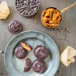 Nut-Free Chocolate Pumpkin Butter Cups + A GIVEAWAY!