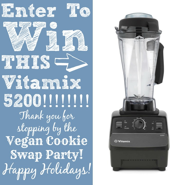 Cookie Swap Party Vitamix Giveaway