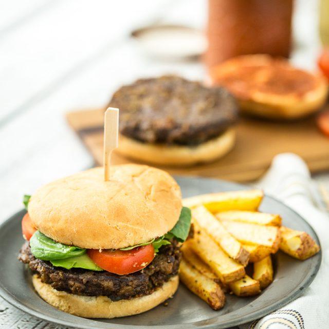Beyond Meat Beast Burgers