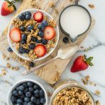 My Favorite Crunchy Buckwheat Granola with Hemp Seeds + Book Signing News!