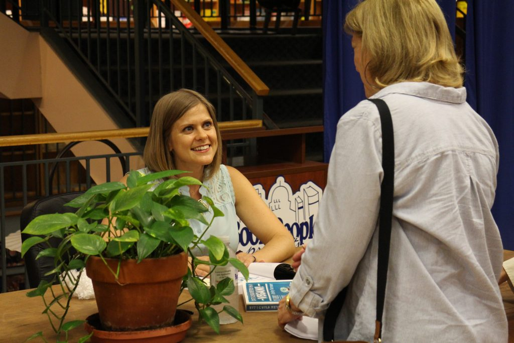 My event at BookPeople