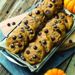 Pumpkin Chocolate Chip Cookies + A GIVEAWAY!