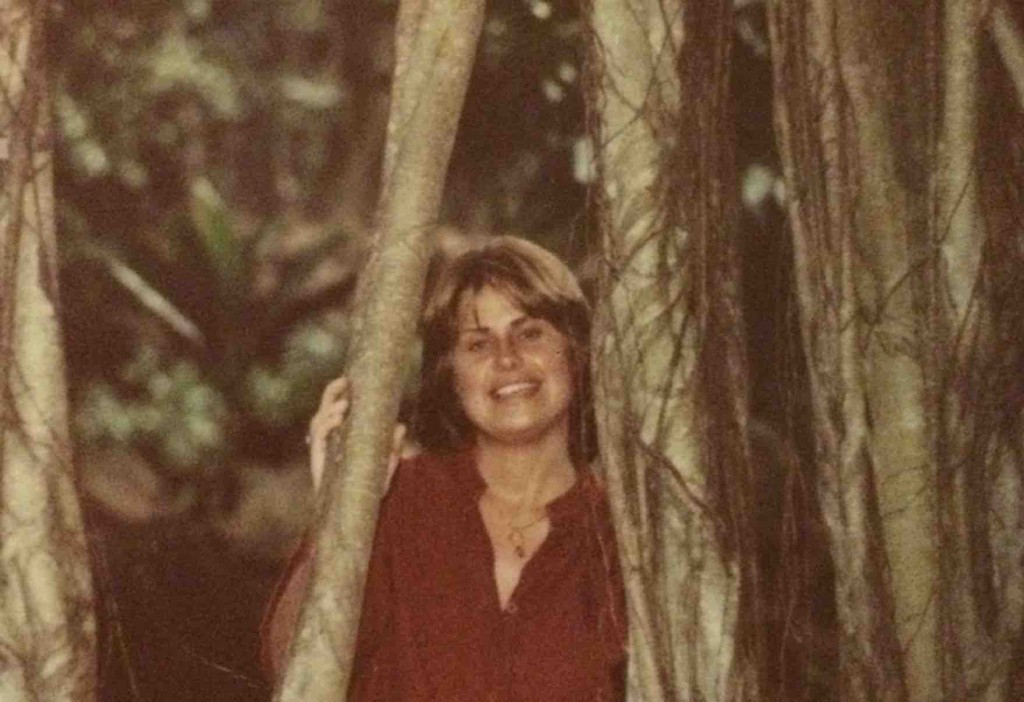 My beautiful mom. This was always her favorite picture of herself.