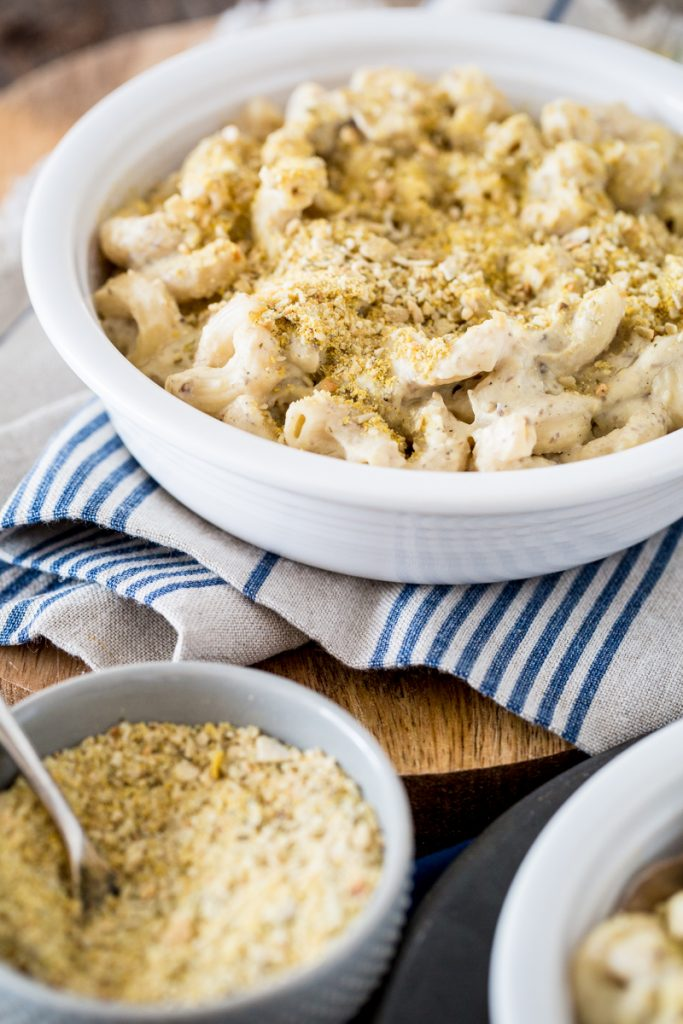 Creamy Mushroom Mac and Cheese