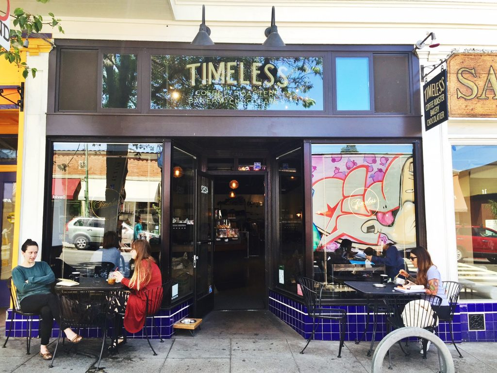 Timeless Coffee Oakland