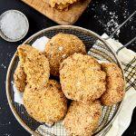 Gluten-Free, Vegan Southern Fried Chicken in the Air-Fryer