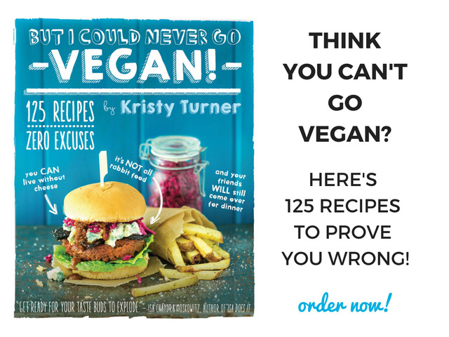But I Could Never Go Vegan!