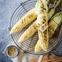 Ranch-Seasoned Corn on the Cob